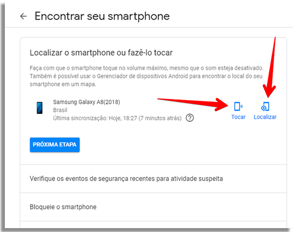 track android cell phone locate