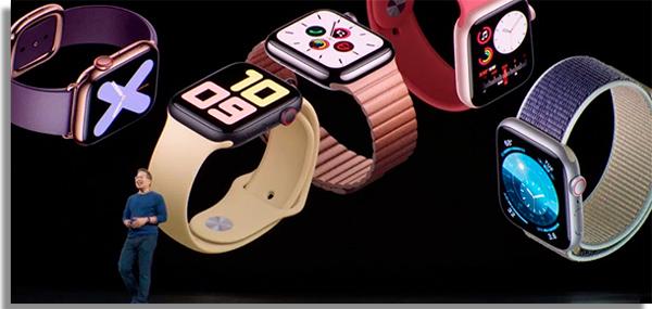 apple watch 5 watch