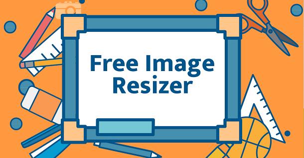 resize photos image reziser