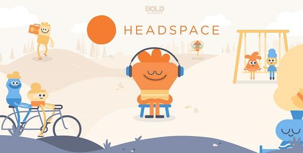 decrease headspace anxiety