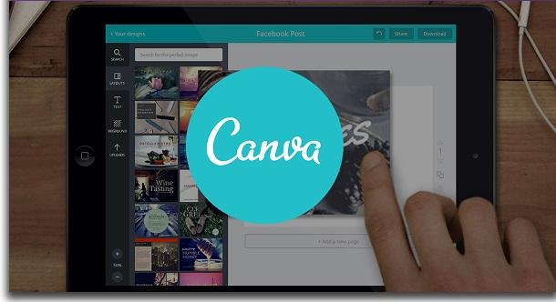 canva create design