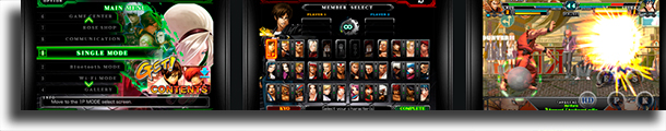 THE KING OF FIGHTERS-i 2012 (F)