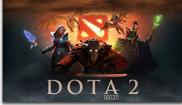 free games to spend time dota