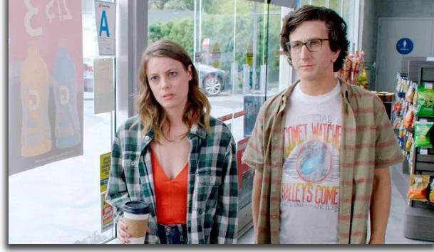 romantic comedy series love