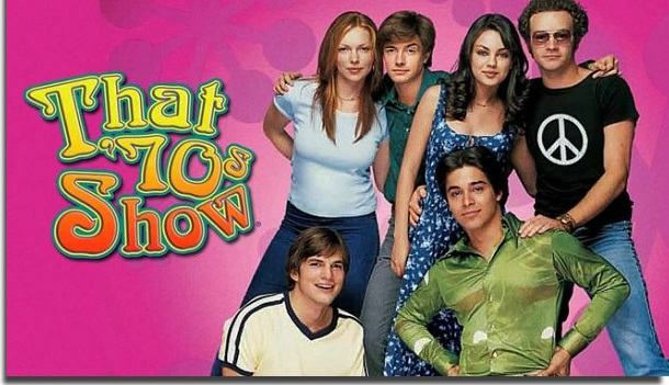 romantic comedy series that 70s show