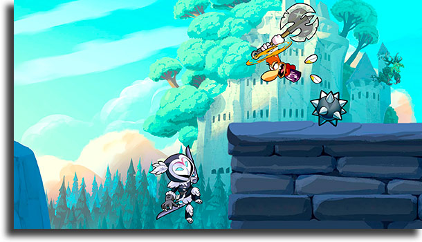 Brawlhalla best games to play with family