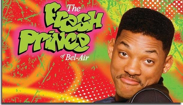comedy series fresh prince