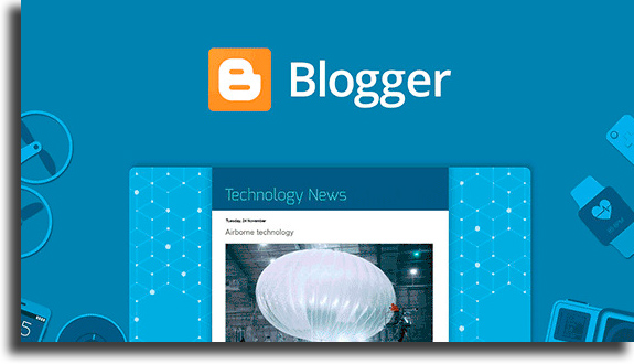 What is Blogger?