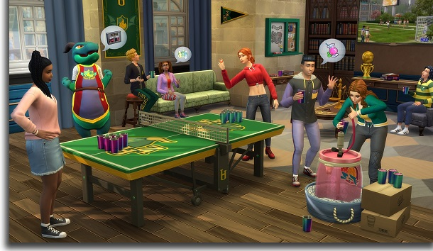 best expansions of the sims