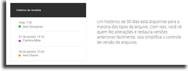 Google Drive app versions