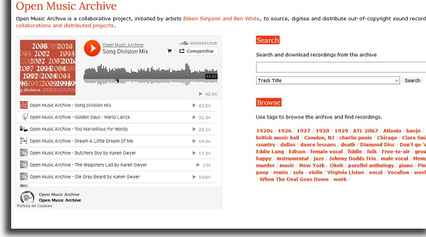 download free music of all styles open music