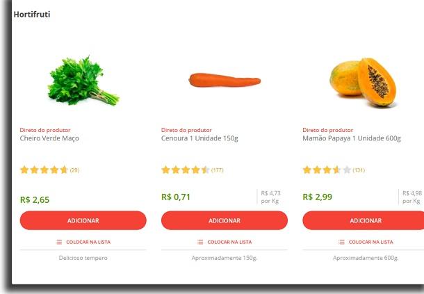 online supermarkets mambo