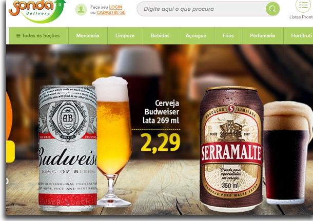 online supermarkets probe