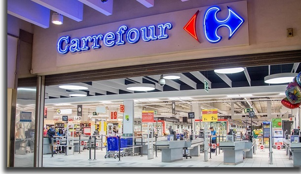 carrefour online supermarkets