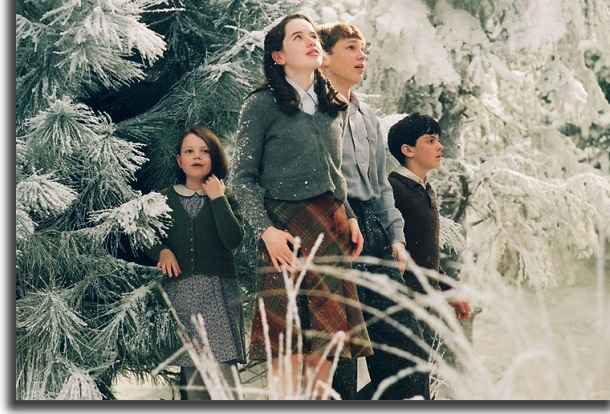 netflix adventure movies The Chronicles of Narnia