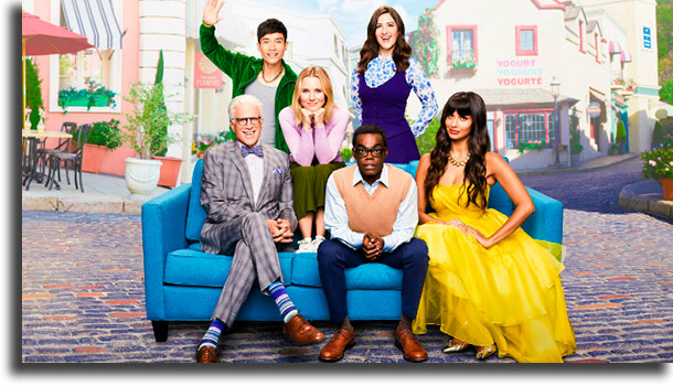 The Good Place best fantasy series