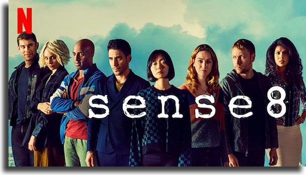 Sense8 best fantasy series