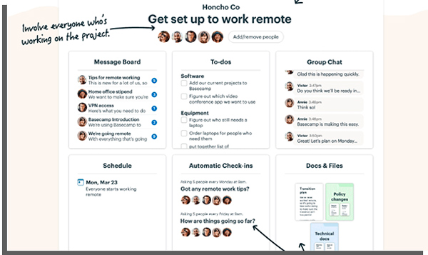 basecamp is a tool to increase generalist production