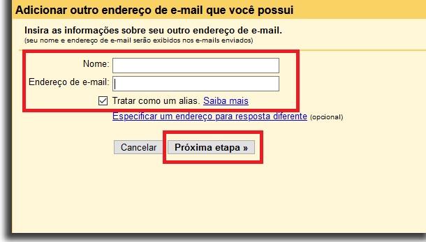 create general email add