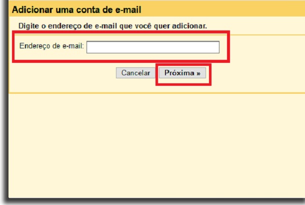 create general email new account
