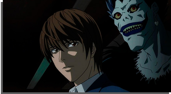 death note is also an acclaimed animation