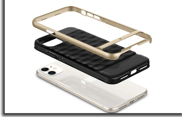 iphone 11 parallax cover