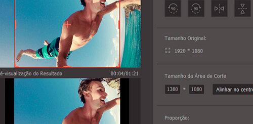 Wondershare Uniconverter – Converta vídeos no PC