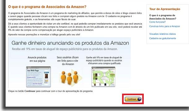 use amazon affiliates