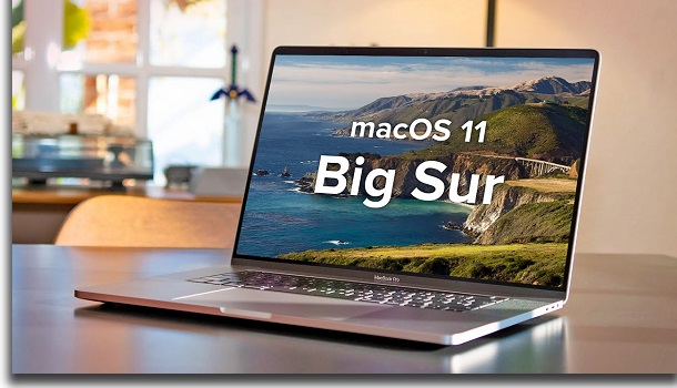 slowness of macos big sur macbook