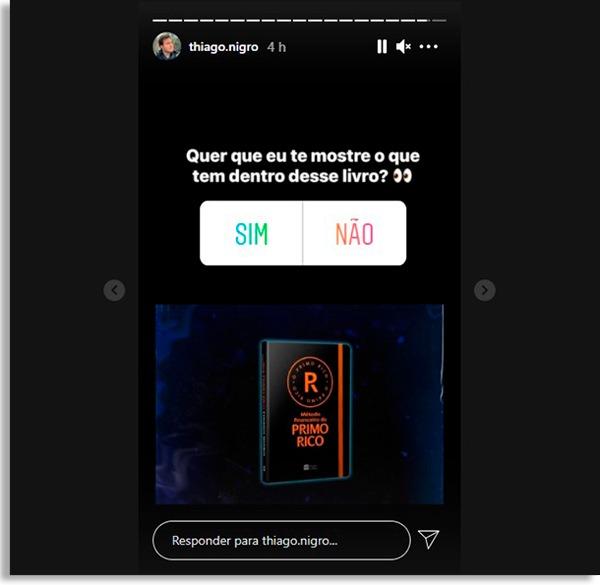 thiago nigro stories screen