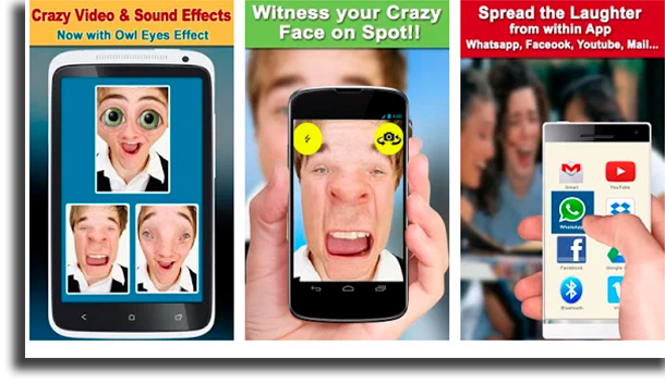 Crazy Helium Snap Video Booth apps to change voice