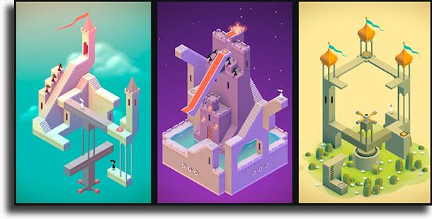 Monument Valley apps to train your brain