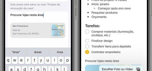 Como adicionar anexos nas Notas do iPhone, Mac e iPad!